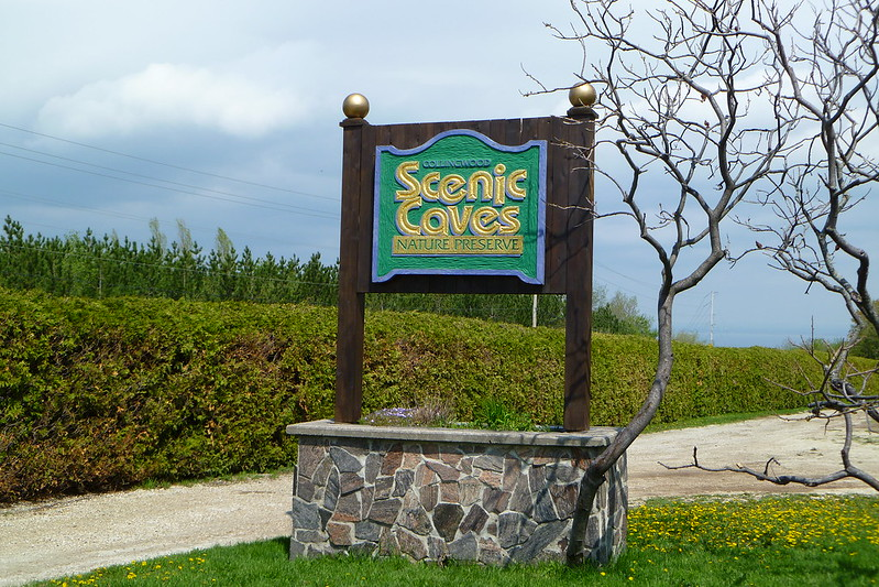 Collingwood Scenic Caves & Nature Preserve
