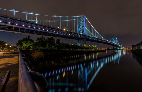 The Bridge Never Sleeps by Geoff Livingston