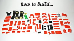 How to Build the Vintage Lego Car