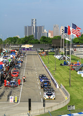 Belle Isle - 2015 Chevrolet Sports Car Classic - Warm-up and Race