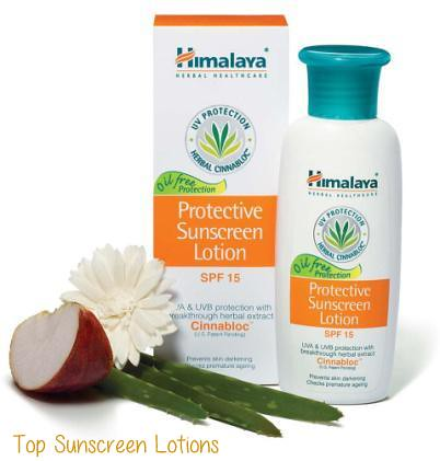 Best Sunscreen Lotion in India #2 - Himalayas protection sunscreen lotion SPF 15