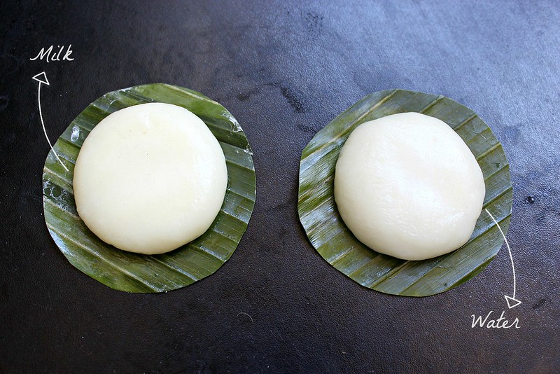 Giầy cake/ Vietnamese glutinous rice cake