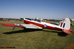 G-BWTO WP984 H - C1 0852 - Private - De Havilland Canada DHC-1 Chipmunk 22 - Little Gransden - 070826 - Steven Gray - IMG_2184