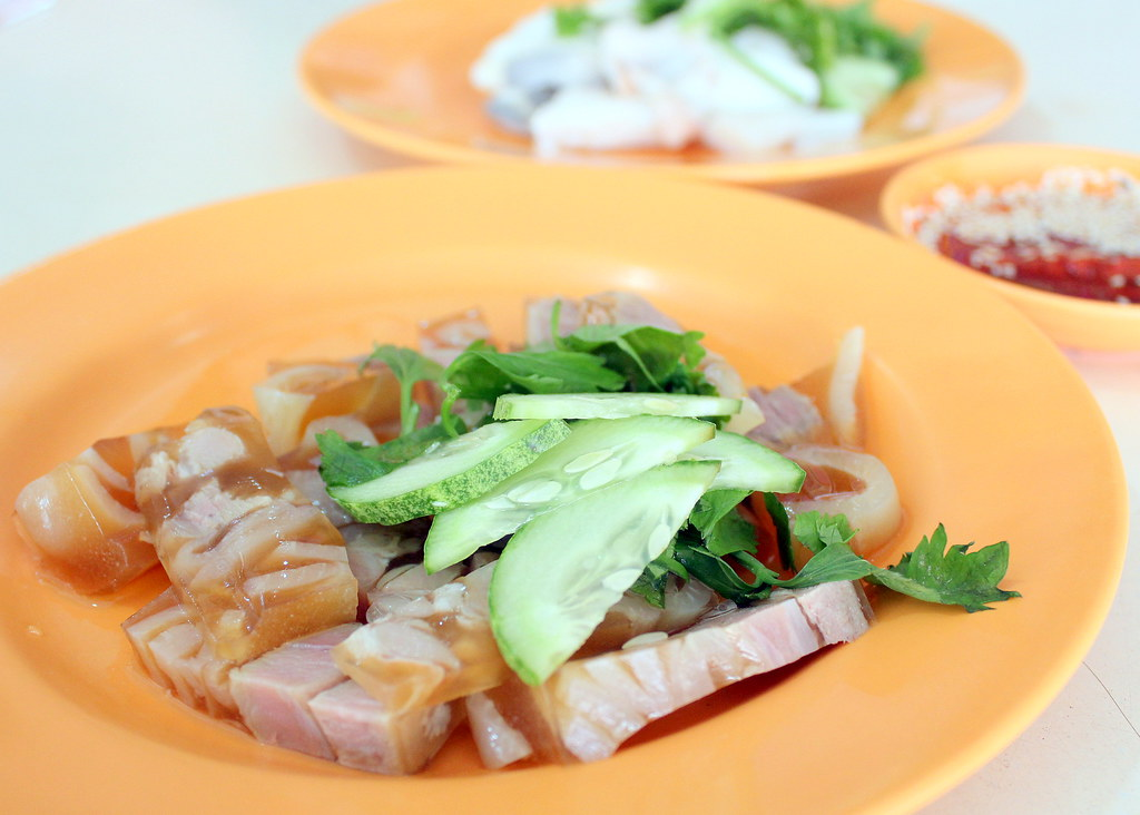 Guide to Jalan Besar & Lavender: Lao Liang Pig Trotter Jelly
