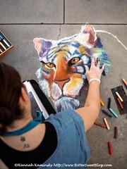Pasadena Chalk Festival 2