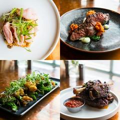 Juniper Restaurant - Chef's Menu May 23rd