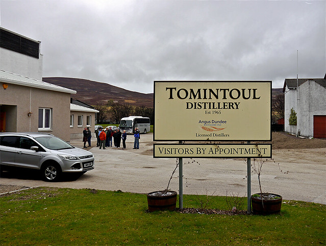 photo - Tomintoul Distillery