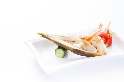 味噌干貝鮮筍