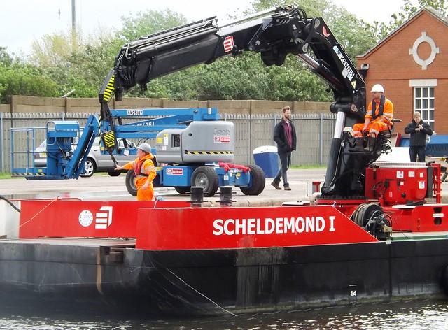 Scheldemond I (2) @ KGV Lock 05-05-15