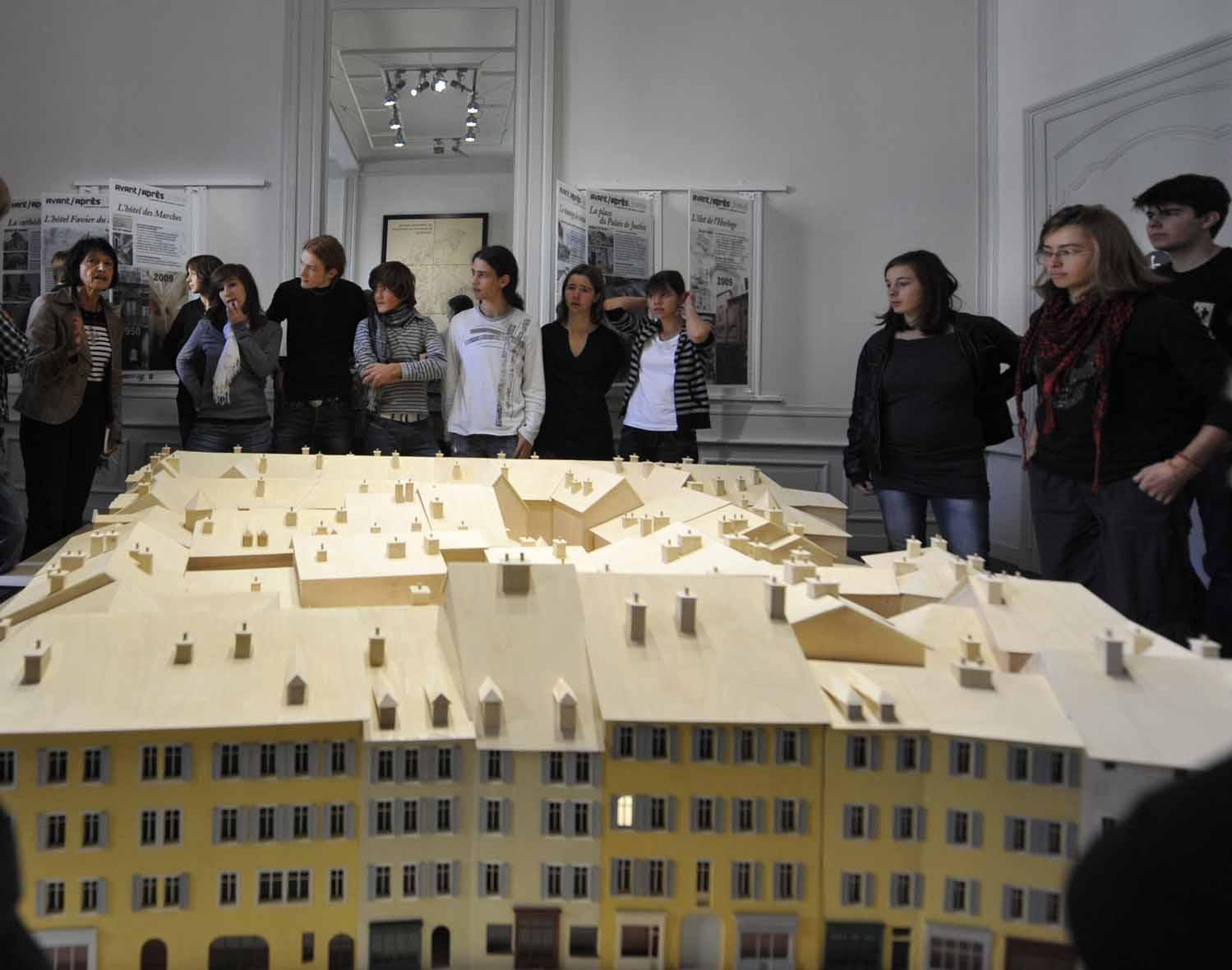 Centre d'Interprétation de l'Architecture et du Patrimoine