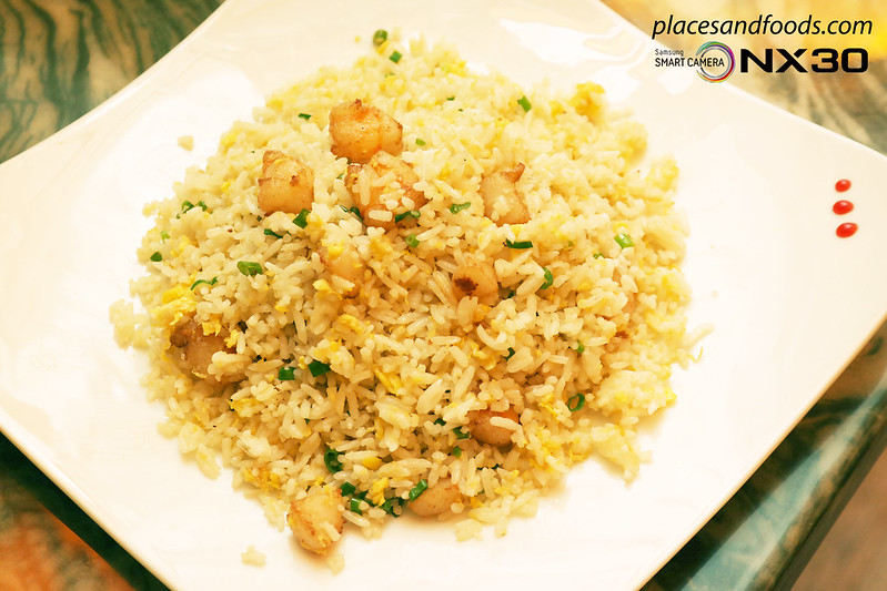 ye zi concept steamboat fried rice
