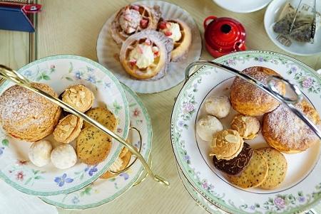 山茶花Camellia.法式甜點義式咖啡~隱身山裡的鄉村風咖啡館