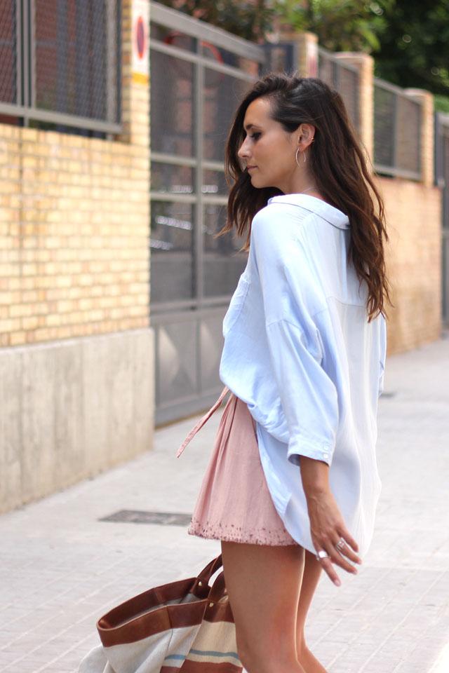 bleu blouse coohuco 13