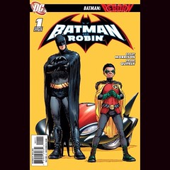 #Batman and Robin, ready for business. #comics