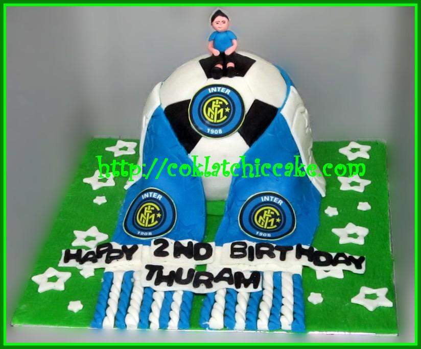 Cake Intermilan Thuram Jual Kue Ulang Tahun