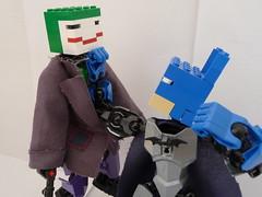 The Joker got some trouble !