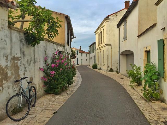 Ars-en-Ré (Isla de Ré, Francia)