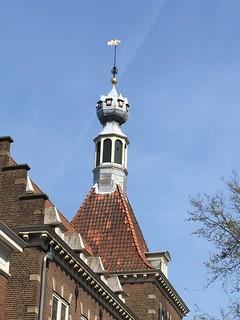 Utrecht roof detail