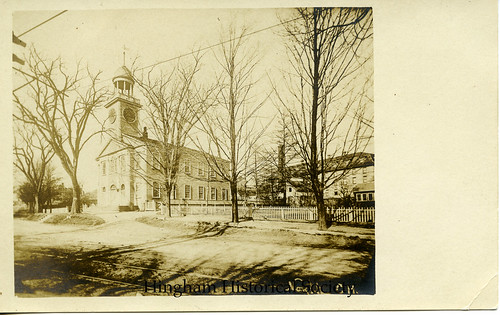 New North Church, Hingham