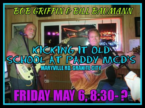 Bob Griffin & Bill Buamann 5-6-16