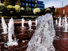 Fountain, Stockport