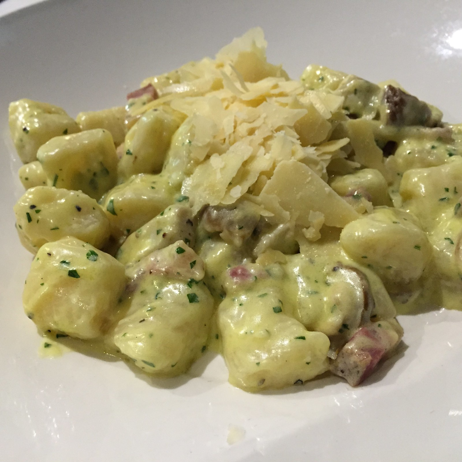 Gnocchi with pancetta and porcini - Seasons Provedore