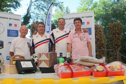 35e Championnat de France de Pétanque des Journalistes