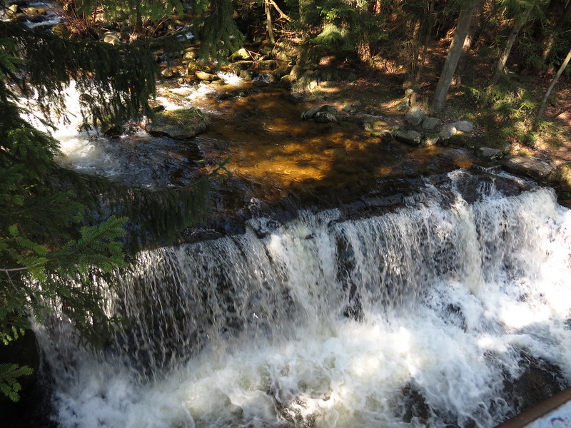 wildwasser bei Karpac