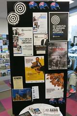 NZ Music Month display