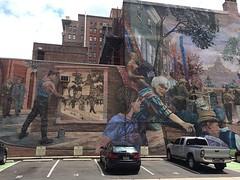 """#mural """"Taste of Summer"""" by Ann Northrup #publicart #streetart #philadelphia #philly (picture 1)"""