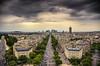 Atardecer financiero en París... | Financial sunset in Paris... by maf.mendoza