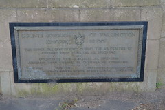 Photo of Grey plaque number 41572