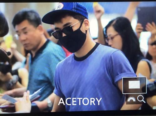 BIGBANG Departing Seoul to Osaka 2015-08-21 (7)