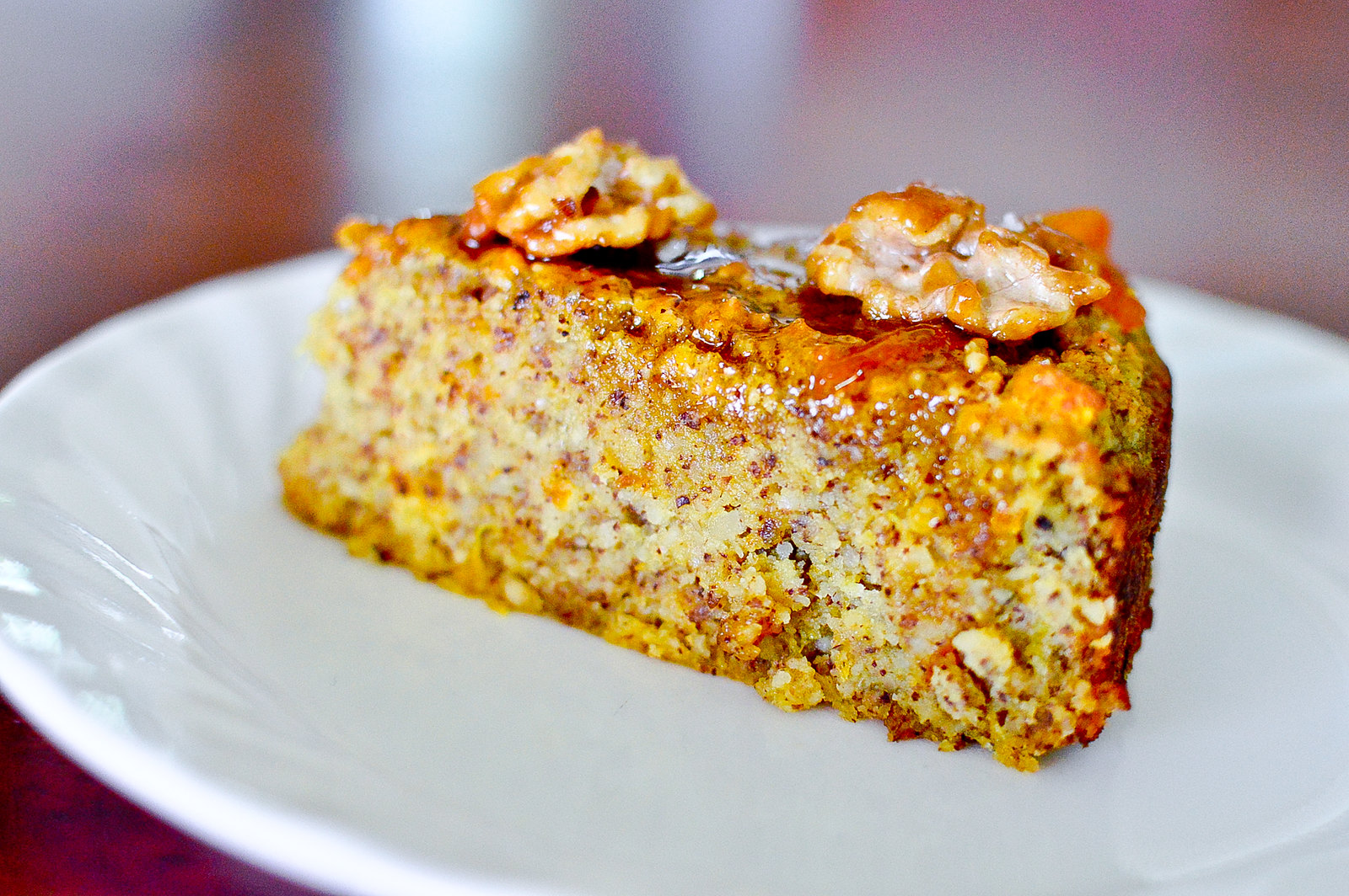 Flourless Orange & Hazelnut Cake