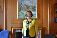 New Chairman Sally Marks