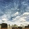 Speed sky #landscape #clouds #window #train #speed