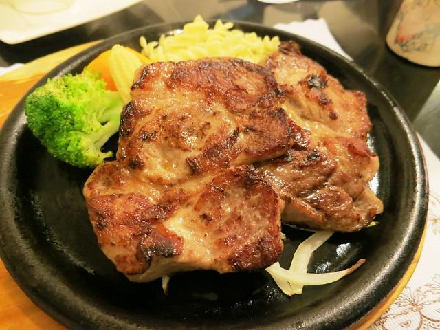 【2015 May】0503竹圍幸福牛排(食記)