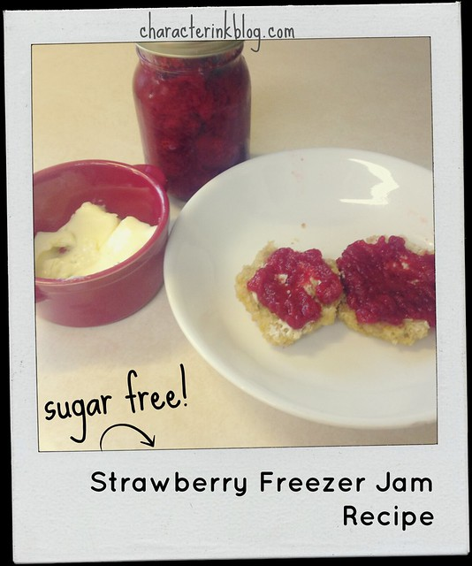 Sugar Free Strawberry Jam Recipe