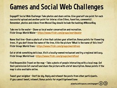 Engaging Responsible Travel: Games and Social Web Challenges #FlickrFriday #MosselBay