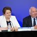 Ministru prezidente Laimdota Straujuma piedalās Eiropas Tautas partiju grupu pārstāvošo valstu un valdību vadītāju sanāksmē by Valdības māja
