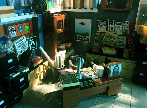 Mulder's Office