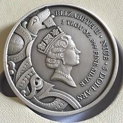 Wastweet medal Odin reverse