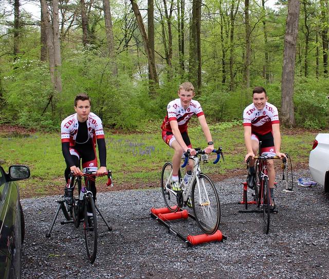 Tour de Gretna Day 1: Registration & Race