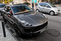 Porsche Macan S (TechArt packege & Vorsteiner Wheels)