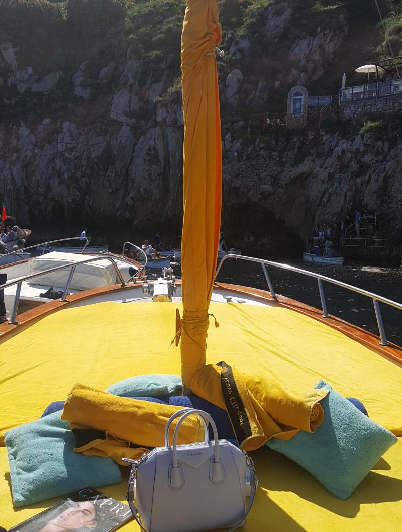 Giannis Boat Capri