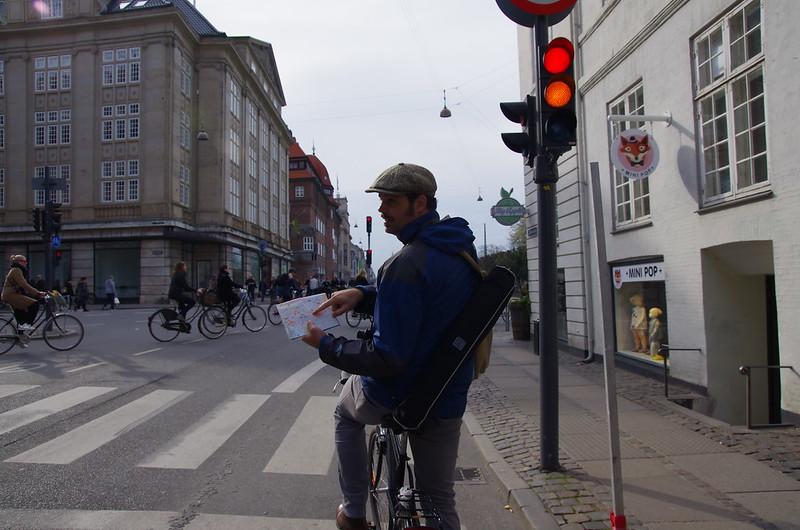 38 copenhagen city cycling