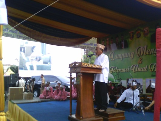 Lampung Mengaji 2, Adin