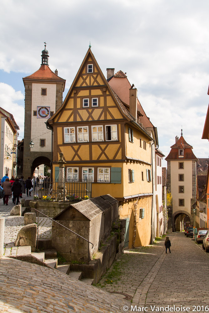 Rothenburg ob der Tauber 2016