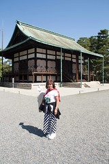 Kyoto, Mom and Me