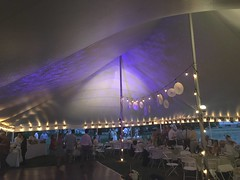 Tent Dance Under The Stars